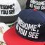 หมวก Awesome As You See thumbnail 1