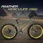 จักรยานล้อโต Panther Hercules Pro 4.9 ,24 สปีด ดิสน้ำมัน เฟรมอลู ดุมแบร์ริ่ง 2016 thumbnail 2