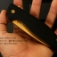 มีดพับ Shirogorov Cronidur 30 EVO สีทองอร่าม (OEM) A+++ thumbnail 3