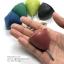 ลูกข่างพลาสติกขนาดกลาง คละสี thumbnail 3