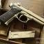 ปืน BBgun GUN HEAVEN Berretta 92FS Silver 6 mm. AirSoftGun thumbnail 5