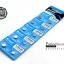 แบตเตอรี่เม็ดกระดุม Accell LR626 177/1.5V Watch Alkaline Battery Japan STD thumbnail 1