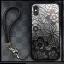 ไอโฟน 5/5se/5sเคสลายลูกไม้มีสายคล้องข้อมือ(ใช้ภาพรุ่นอื่นแทน) thumbnail 3
