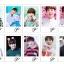 เซตการ์ดใส / การ์ดใสลายเซ็น Jaehwan thumbnail 4