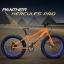 จักรยานล้อโต Panther Hercules Pro 4.9 ,24 สปีด ดิสน้ำมัน เฟรมอลู ดุมแบร์ริ่ง 2016 thumbnail 1