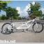 จักรยานสองตอน TrinX Tandembike เฟรมอลู 21 สปีด 2015(ไม่แถมตะแกรง),M286V thumbnail 2