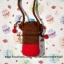 กระเป๋าใส่ขวดน้ำดื่มถักไหมพรม มิกกี้ thumbnail 2