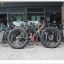 """จักรยานล้อโต FATBIKE """" TEAM"""" 4.9 ดุมแบร์ริ่ง ,16 สปีด ดิสน้ำมัน 2016 thumbnail 24"""