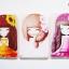 เคสยางลายการ์ตูนสาวเกาหลี Ipad mini thumbnail 1