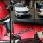 ขายพรมปูพื้นรถเข้ารูป honda city 2012 ลายธนูสีแดงขอบดำ thumbnail 1