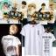เสื้อยืด (T-Shirt) BTS 2016 LIVE TOUR thumbnail 1