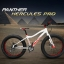 จักรยานล้อโต Panther Hercules 4.9 ,24 สปีด ดิสน้ำมัน เฟรมอลู ดุมแบร์ริ่ง 2016 thumbnail 1