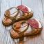 รองเท้าเด็กแฟชั่น สีแดง แพ็ค 5 คู่ ไซต์ 21-22-23-24-25 thumbnail 2