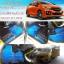 ขายพรมปูพื้นรถยนต์เข้ารูป Honda Jazz 2015 ลายธนูสีฟ้าขอบส้ม thumbnail 1