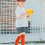 ถุงเท้ายาว สีแดงอิฐ แพ็ค 12 คู่ ไซส์ M ประมาณ 3-5 ปี thumbnail 2
