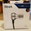 หูฟัง Rha Ma390 Universal Mic หูฟังอินเอียร์มีไมค์ แบรนจากอังกฤษ เสียงดี ทำจากโลหะ รูปทรงหรูหรา ใส่สบาย thumbnail 2