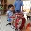 ชุดกลองสำหรับเด็กครบชุดเพียง 499.-สีแดงพร้อมเก้าอี้นั่ง สำรหับเด็ก 2-7 ปี thumbnail 6