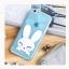 เคสยางนิ่มกระต่ายหน้ายิ้มตั้งได้ มีสายคล้อง ไอโฟน 4/4s thumbnail 13