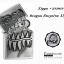 """ไฟแช็ค Zippo แท้ หัวมังกร """" Zippo #28969 Dragon Surprise Lighter"""" แท้นำเข้า 100% thumbnail 1"""