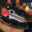 มีดพับ Spyderco ด้ามลายพรางทหารและคมกริบ ขนาด 8 นิ้ว (OEM) thumbnail 6
