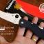 มีดพับ Spyderco รุ่น ZDP-189 ด้าม G10 สีดำสนิท คมกริบ ขนาด 8 นิ้ว (OEM) A++ thumbnail 7