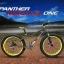 """จักรยานล้อโต PANTHER HERCULES ONE,30 สปีด Deore ล้อ 26x4.9"""" thumbnail 2"""