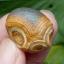 หินรูปทรงประหลาดจากทะเลทรายโกบี GOBI Eye Stone #GOBI001 thumbnail 1