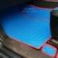 ขายยางปูพื้นรถเข้ารูป Isuzu D-Max Cab 2012-2017 ลายธนูสีฟ้าขอบแดง thumbnail 3