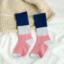ถุงเท้ายาว แบบที่6 แพ็ค 12คู่ ไซส์ L (อายุประมาณ 6-8 ปี) thumbnail 1