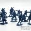 โมเดลทหารจิ๋ว สีน้ำเงิน thumbnail 3