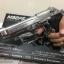 ปืน BBgun GUN HEAVEN Berretta M92FS Silver 6 mm ลำกล้องยาว thumbnail 5