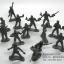 โมเดลทหารจิ๋ว สีเทา thumbnail 6