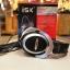 หูฟัง Isk Hf2010 Fullsize Semi-Open Monitor Headphone เบสนุ่ม เสียงหวาน ฟังสบายไม่ล้าหู thumbnail 2