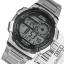 นาฬิกาข้อมือ คาสิโอ Casio World Time สายแสตนเลส รุ่น Ae1000wd-1av thumbnail 5