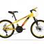 จักรยานเสือภูเขาเด็ก TRINX ,M012D 18สปีด เฟรมอเหล็ก ดิสหน้า+หลัง 2015 thumbnail 1