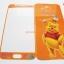 ฟิล์มกระจกด้านหน้ากากเพชรลายการ์ตูนด้านหลังเป็นสติ๊กเกอร์ Samsung Galaxy A8 thumbnail 8