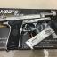 ปืน BBgun GUN HEAVEN Berretta M92FS Silver 6 mm ลำกล้องยาว thumbnail 8