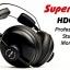 หูฟัง Superlux HD669 Studio Monitor Headphone Fullsize thumbnail 3