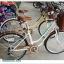 จักรยานซิตี้ไบค์ COYOTE ABBA 26 นิ้ว 6 สปีด พร้อมตะกร้าหน้า thumbnail 4
