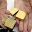 """ไฟแช็ค Zippo แท้ """" Zippo 1941 Replica™ Brushed Brass """" แท้นำเข้า 100% thumbnail 5"""