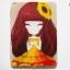 เคสยางลายการ์ตูนสาวเกาหลี Ipad Air/Ipad 5 thumbnail 9