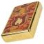 """ไฟแช็ค Zippo แท้ โล่เพลิงสีทองอร่าม """" Zippo 28975 Flame Fusion, High Polish Brass """" แท้นำเข้า 100% thumbnail 5"""