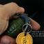 ไฟแช็คแก็ส รูปทรงระเบิด ไฟฟู่สีน้ำเงิน ลูกน้อยหน่า ขนาดเล็ก thumbnail 5