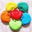 กระเป๋าเก็บหูฟังซิลิโคนหัวใจ thumbnail 1