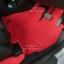 ขายพรมปูพื้นรถยนต์เข้ารูปราคาถูก Honda HR-V ไวนิลสีแดงขอบแดง thumbnail 4