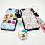 เคสนิ่มพิมพ์นูนสายคล้องข้อมือปักลายการ์ตูน ไอโฟน 74.7 นิ้ว(ใช้ภาพรุ่นอื่นแทน) thumbnail 4