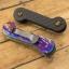 Key Bar Treated Splatter Titanium/Carbon Fiber