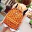 กระเป๋าแฟชั่น(สีส้ม)MCM thumbnail 1