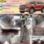โรงงานพรมกระดุมเข้ารูปปูพื้นรถยนต์ Ford Everest 2016 ลายกระดุมสีดำขอบแดง thumbnail 1