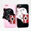 ไอโฟน6plus/6s plus 5.5 นิ้ว เคสtpu 3D แมวถือกล้องถ่ายรูป thumbnail 3